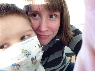 Real Food Before, During, and after Childhood Cancer (a Reader Story)