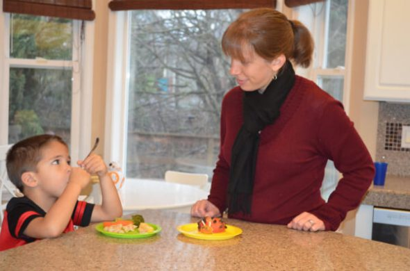 How I Got My Picky Kid to Eat Real Food - Reader Story on 100 Days of Real Food