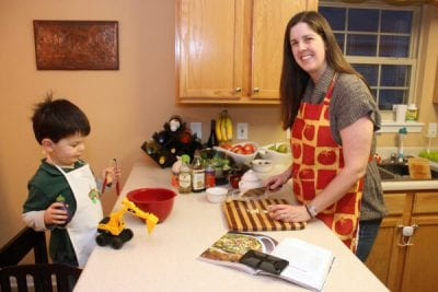 Baby Inspired the Whole Family to Eat Real Food (Reader Story)