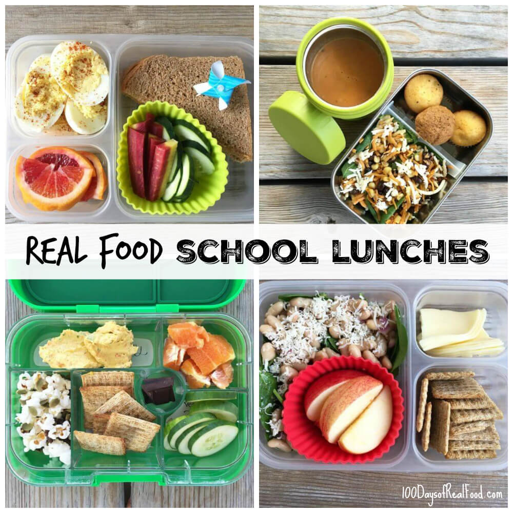 Top 10 Posts 2017: Real Food School Lunches