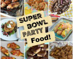 Super Bowl Food!