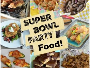 Super Bowl Food!