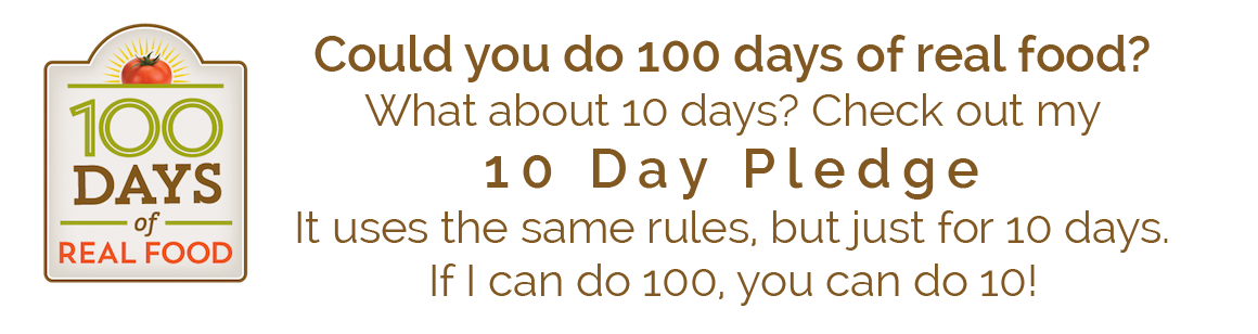 10 Day Mini Pledge