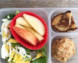 healthy school lunch