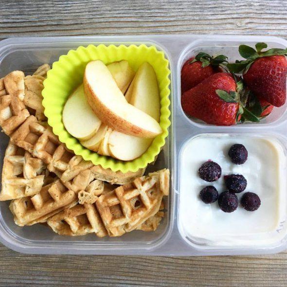 healthy school lunch idea