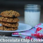Gluten Free Chocolate Chip Cookie Recipe on 100 Days of Real Food