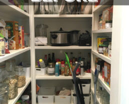 My Big Pantry Redo! How We Got Organized (+ a contest)