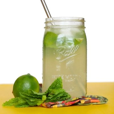 The Mama Mojito Pregnancy Mocktails 100 Days of Real Food
