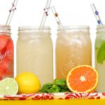 Pregnancy Mocktails 100 Days of Real Food main