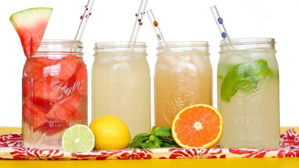 Pregnancy Mocktails on 100 Days of Real Food