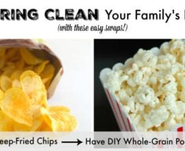 Spring Clean Your Family's Diet on 100 Days of Real Food