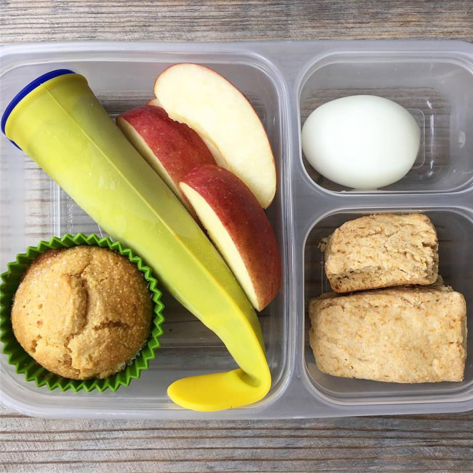 Healthy School Lunch Ideas (Roundup 11!) - 100 Days of ...
