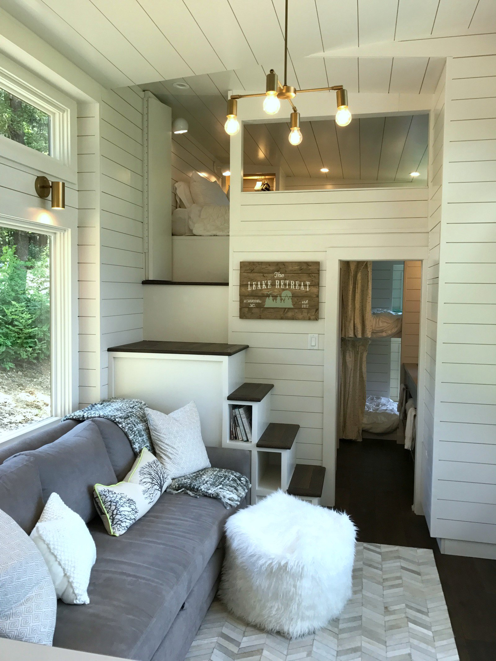 Tiny Home Designs: What's In Our New Tiny House Kitchen