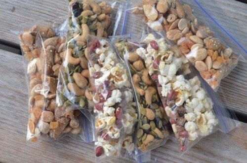 Trail Mix on 100 Days of Real Food