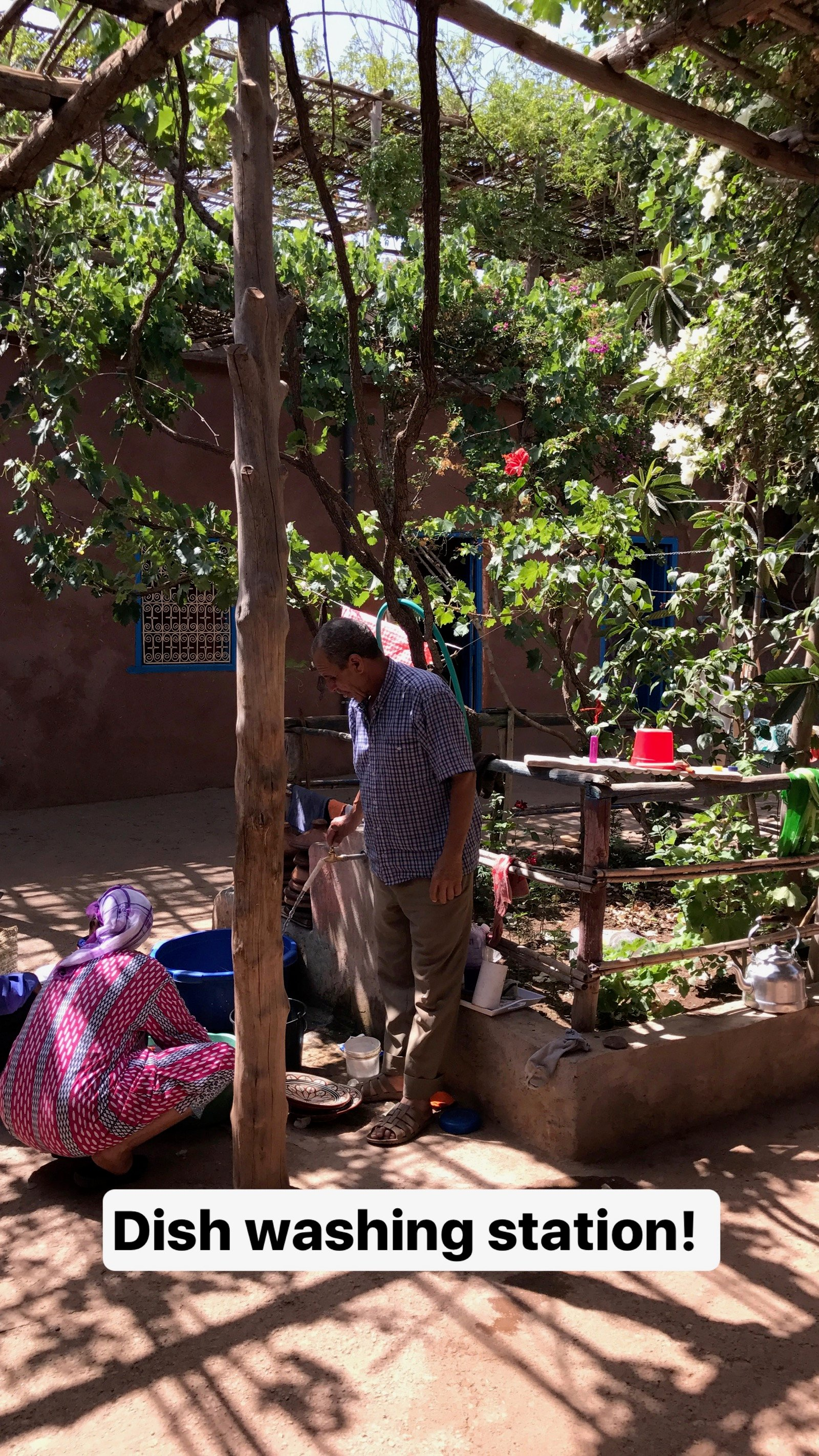 Trip to Morocco on 100 Days of Real Food
