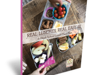 School Lunch Meal Plans 5
