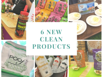 6 New Clean Products to Look For