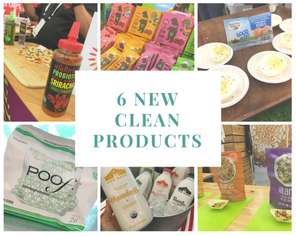 6 New Clean Products to Check Out