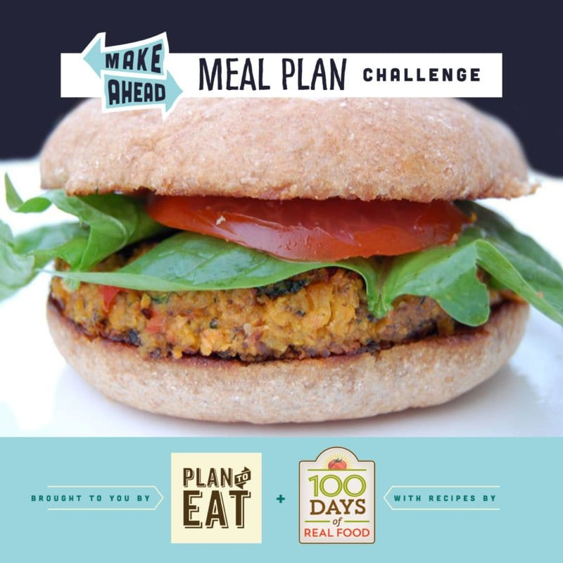 Make-Ahead Meal Plan Challenge