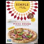 Simple Mills Pizza Dough 00 1 1024x1024 150x150 - Sausage, Bell Pepper & Mushroom Pizza