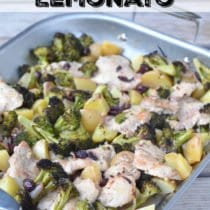 Greek Chicken Lemonato 1