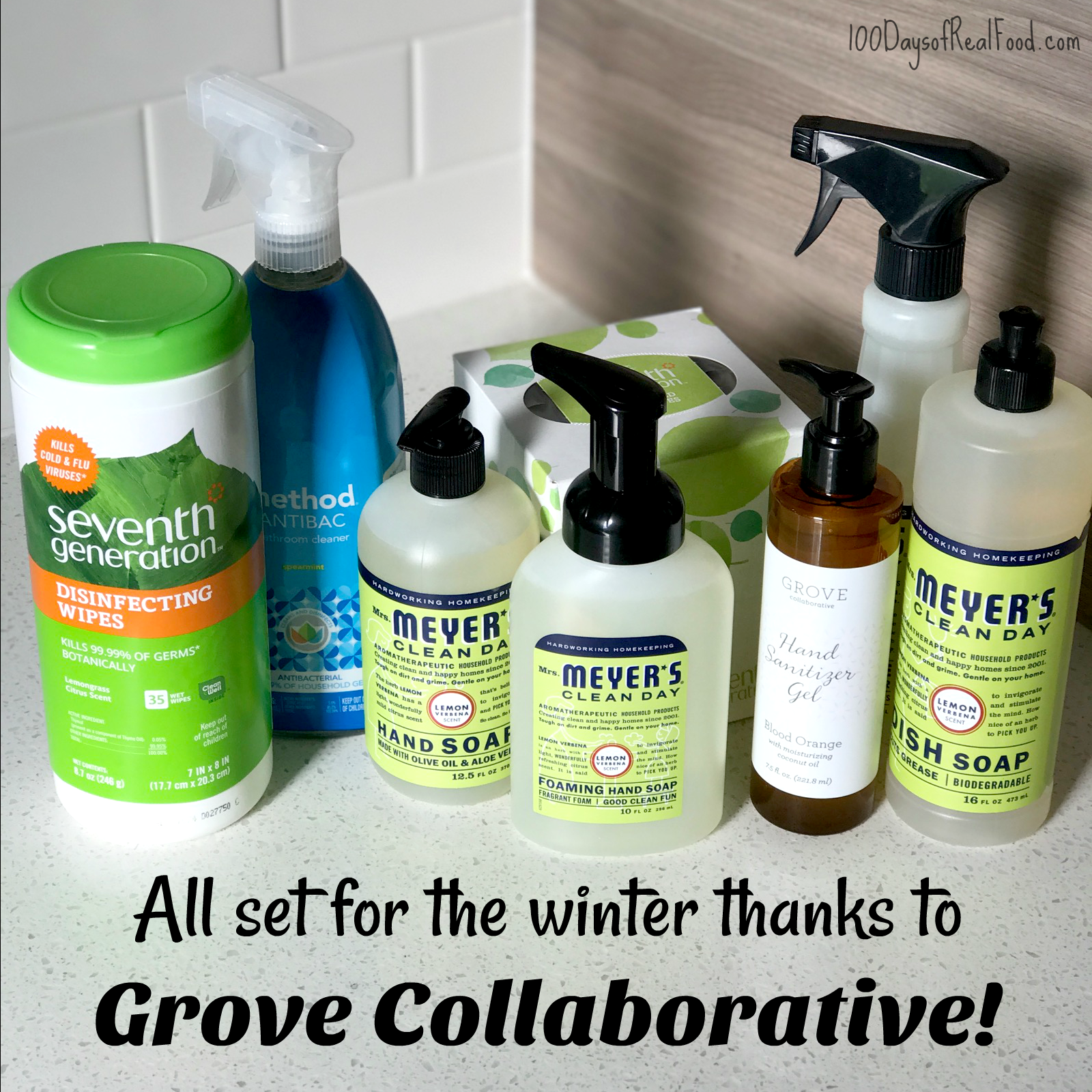 Non-toxic product selection from Grove Collaborative