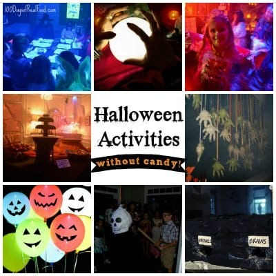Halloween Activities without Candy