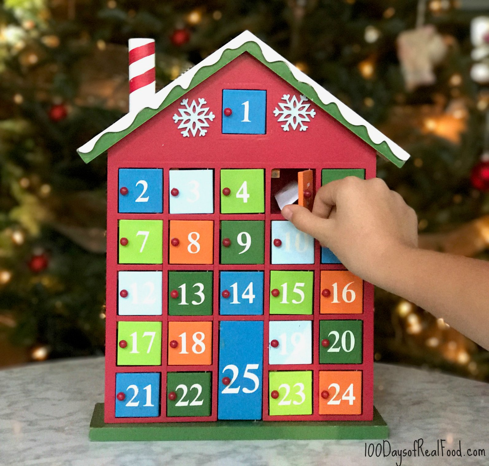 Ideas For Advent Calendar Netmums : Advent calendar ideas w o candy updated