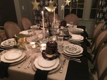 New Years Eve Party Ideas on 100 Days of Real Food