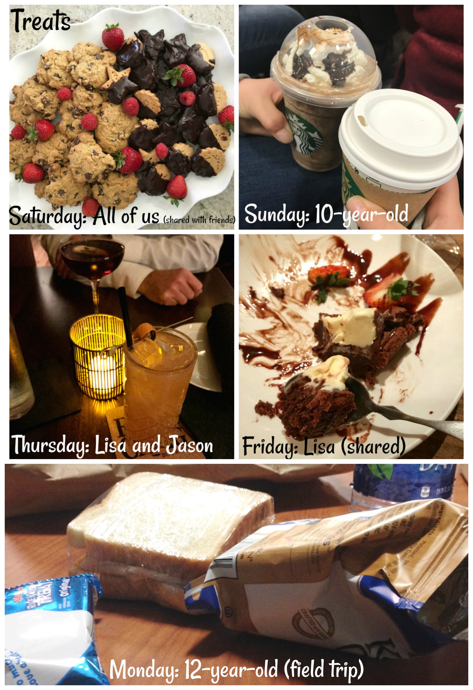 A Week with the Leakes: Treats