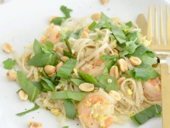 The Best Shrimp Pad Thai 2