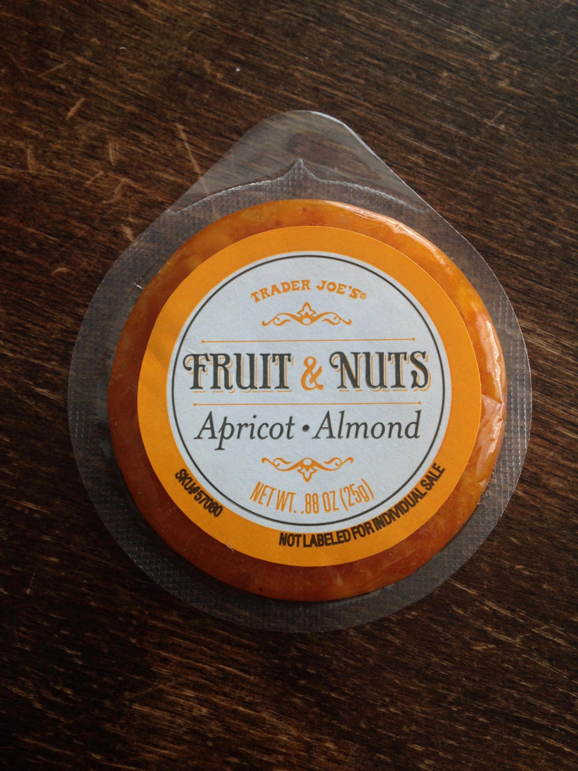 Fruit and Nuts Trader Joe's