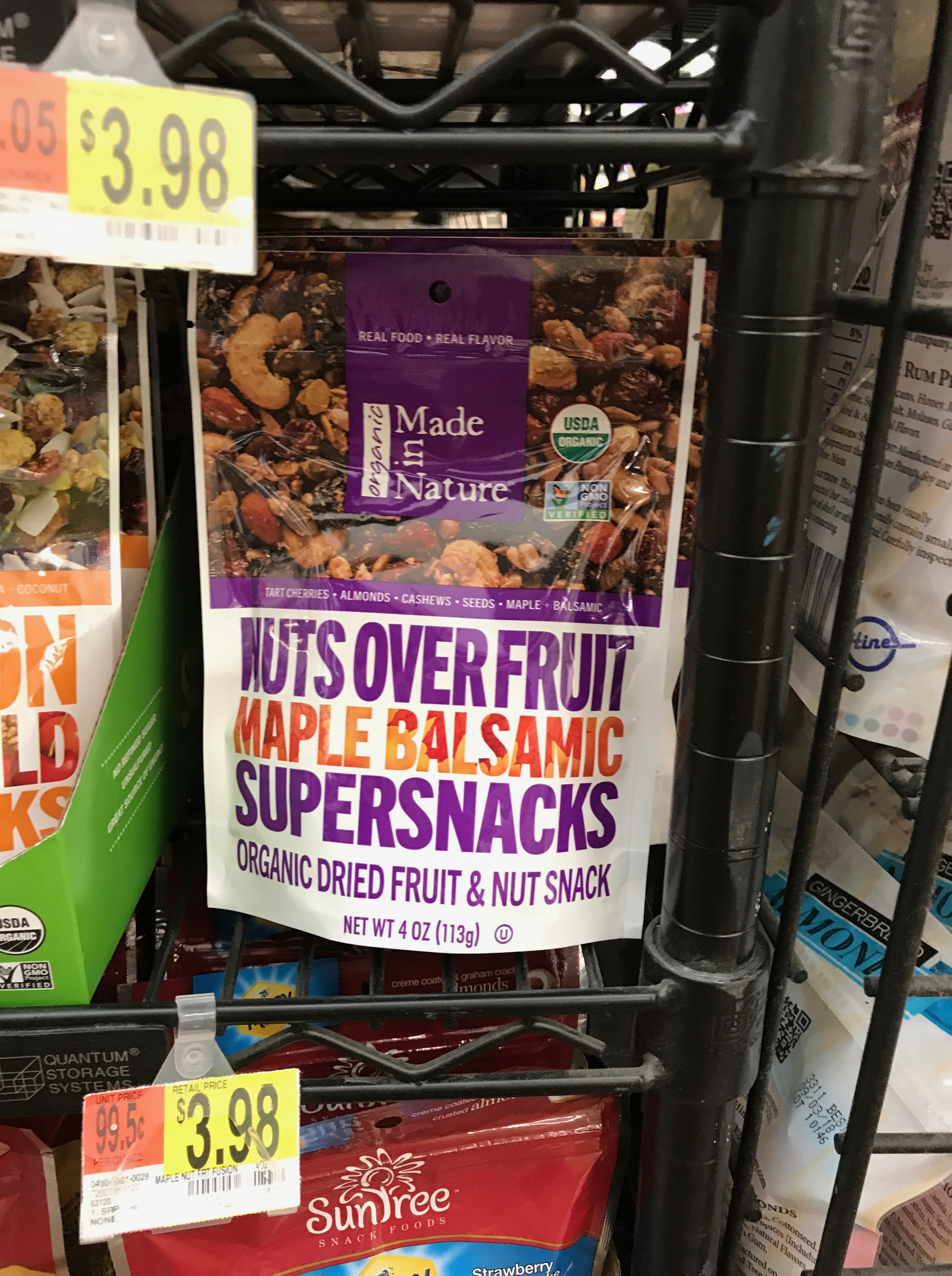 Nuts Over Fruit