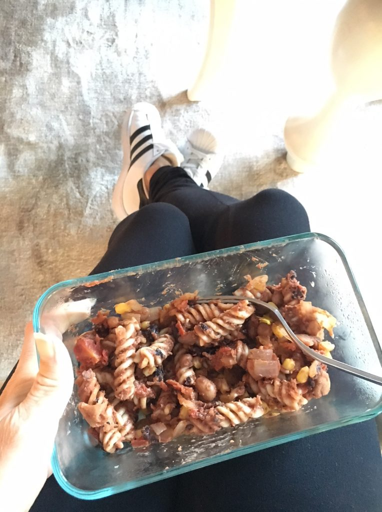 Food Diary:One Pot Taco Pasta