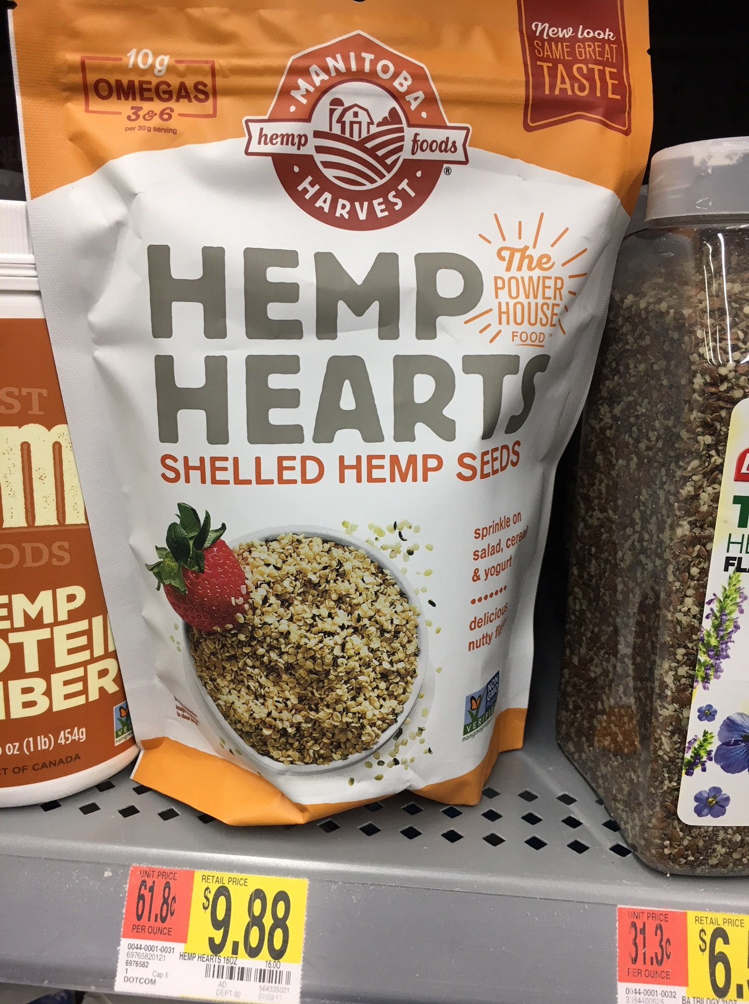 hemp seeds at walmart