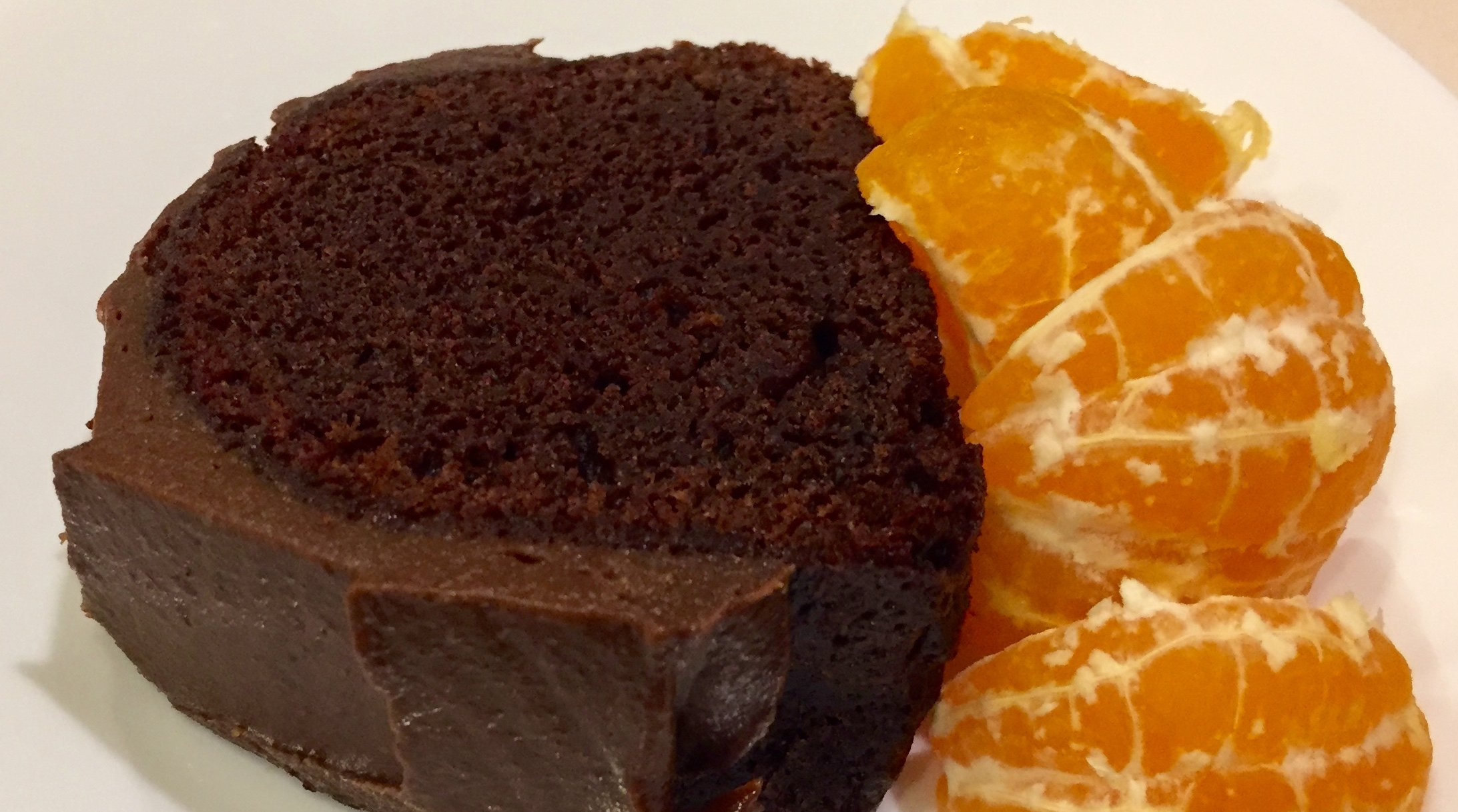 Food diary treat cake