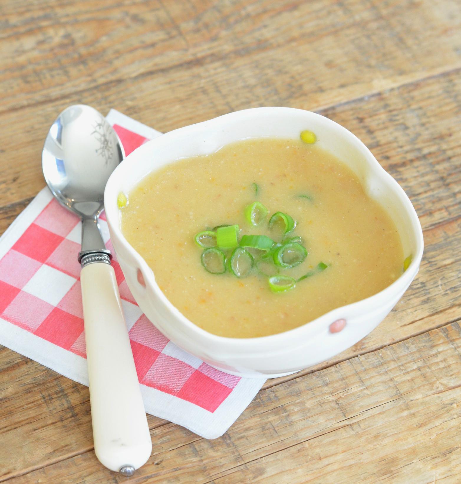 how to make creamy potato soup youtube