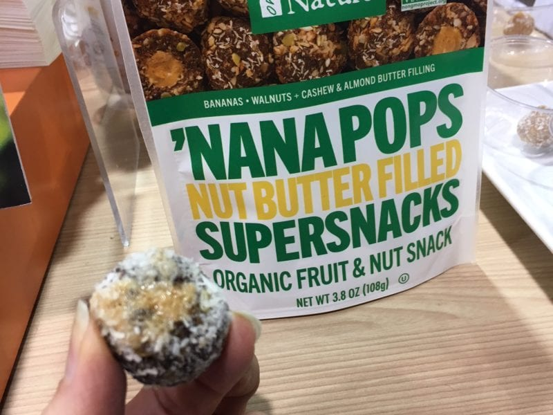 photo of 'Nana Pops from Made in Nature - real food products