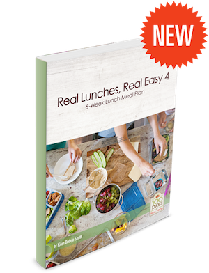 Real Lunches Real Easy