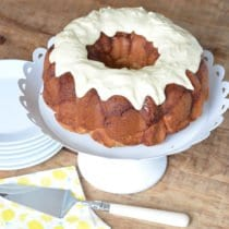 Whole Wheat Monkey Bread on 100 Days of Real Food