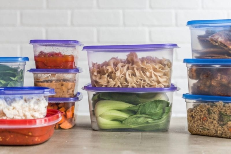 people who avoid processed food avoid the drive though and instead store leftovers in storage containers for later like the ones pictured