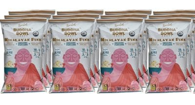 What Packaged Products I DO Buy - LesserEvil Buddah Bowl Organic Popcorn