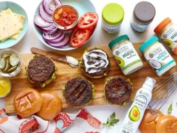 Veggie burgers1 7 800x533 4e738d10 10cc 44fb 927d f95beb5d68ed 350x263 - Refined Oil Substitution Chart (+ How to Use Avocado Oil)