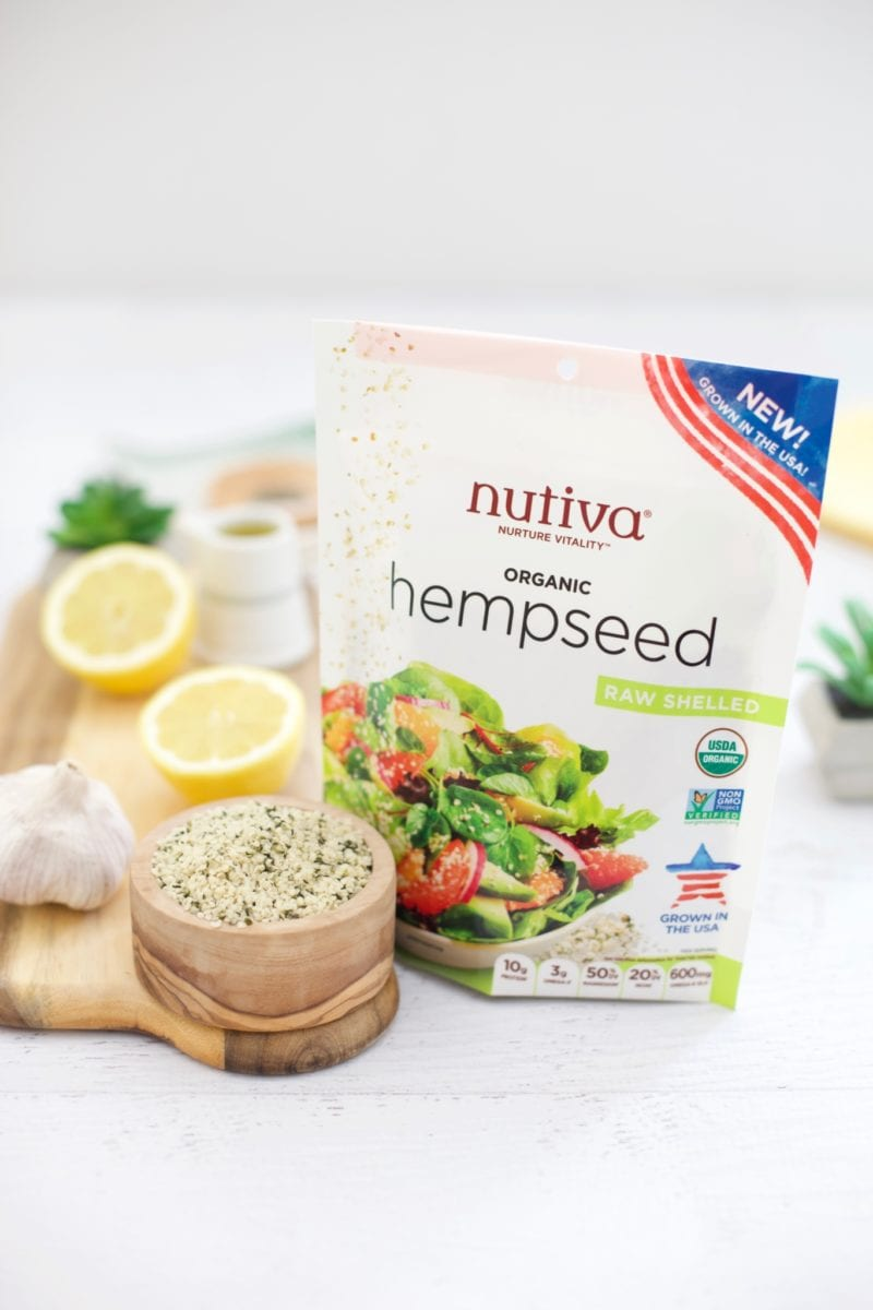 photo of Nutiva organic hemp seeds