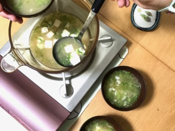 Authentic & Easy Miso Soup (+ our trip to Japan and Bali!)