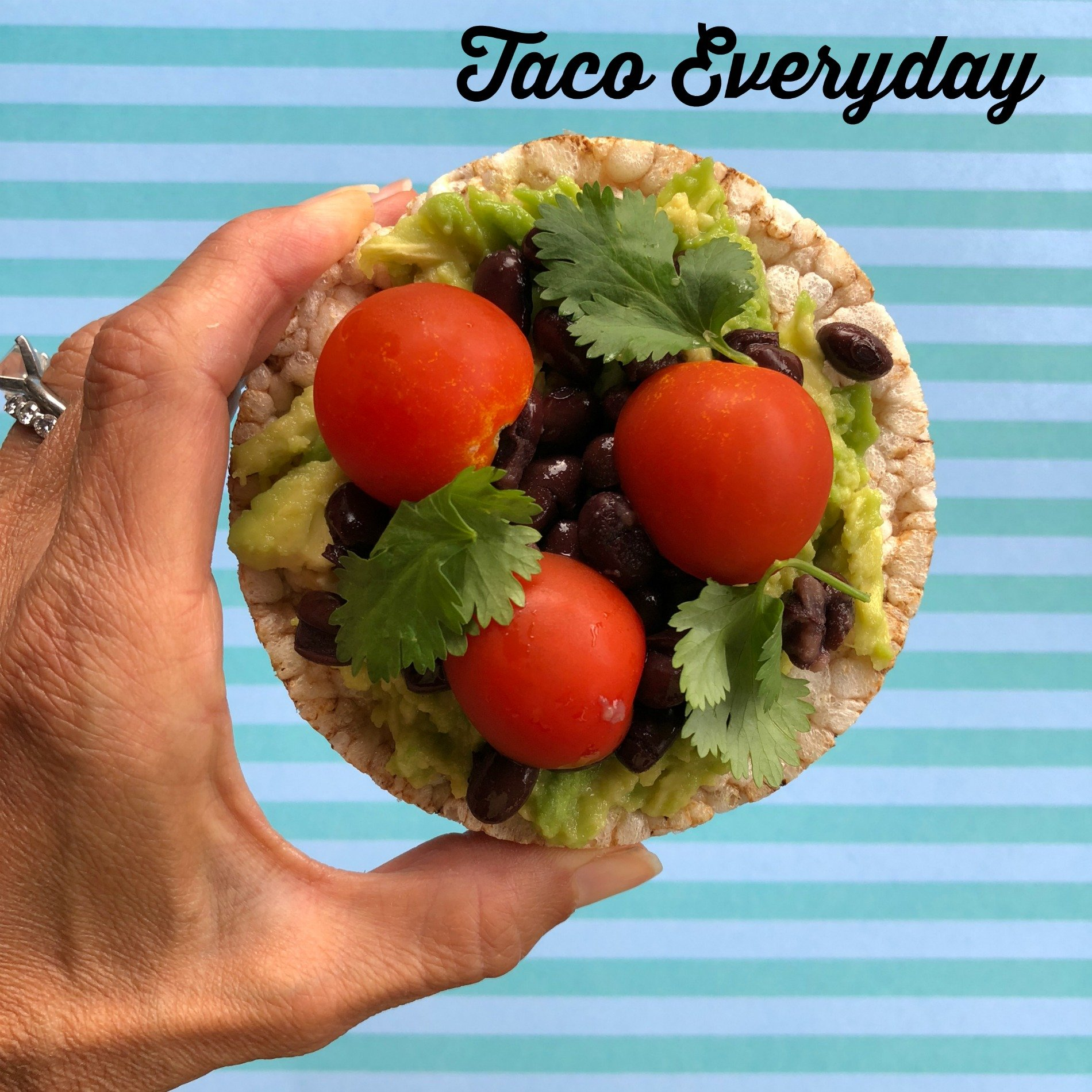 photo of Taco Everyday rice cake recipe