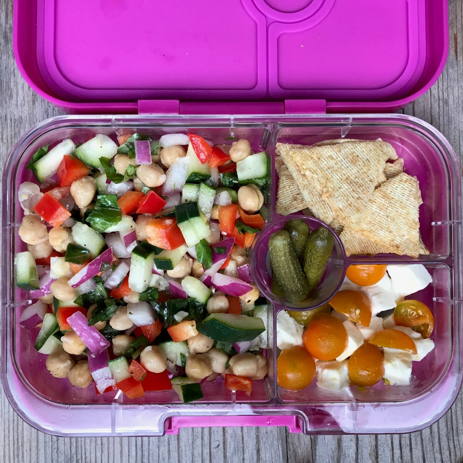 School Lunch Tips on 100 Days of Real Food