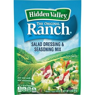 Why ranch packets are bad on 100 Days of Real Food