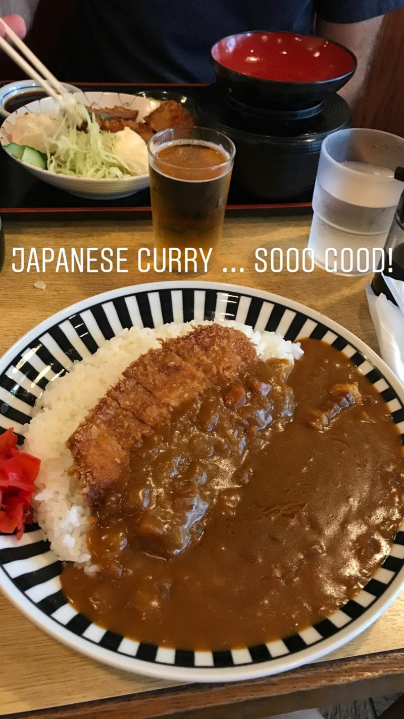 Japanese Curry on 100 Days of Real Food