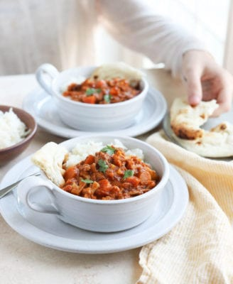 Chicken Tikki Masala on 100 Days of Real Food